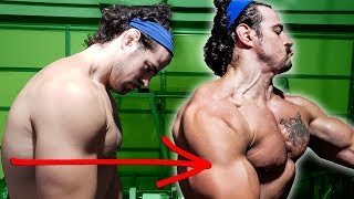 GROW CHEST 1/2 FOOT 8 HOUR WORKOUT