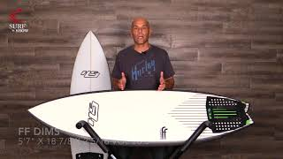 Haydenshapes ″Untitled″ Surfboard review by Noel Salas Ep. 37