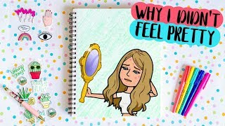 DRAW MY LIFE: why i didn't feel pretty