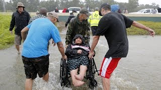 The Red Cross Won't Save Houston. Texas Residents Are Launching Community Relief Efforts Instead