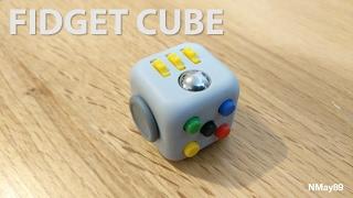 Fidget Cube - As seen on Kickstarter - Quick Hands on & Review!