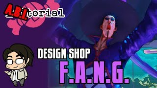 Design Shop: F.A.N.G. - Big Fang Theory