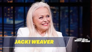 Jacki Weaver Helped Her Daughter-in-Law Give Birth