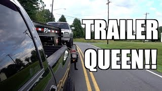 DODGE RAM CUMMINS PICKUP TRUCKS ARE USELESS, THEY ARE JUST TRAILER QUEENS!!!