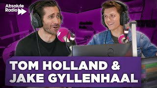 Spider Man: Far From Home - Jake Gyllenhaal & Tom Holland
