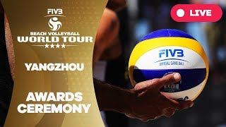 Yangzhou 4-Star - 2018 FIVB Beach Volleyball World Tour - Awards