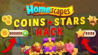 Homescapes Hack - Unlimited Stars and Coins Homescapes Hack 2017 Android & iOS