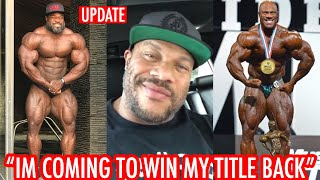 2019 MR OLYMPIA 30 DAYS OUT ALL QUALIFIED COMPETITORS UPDATE