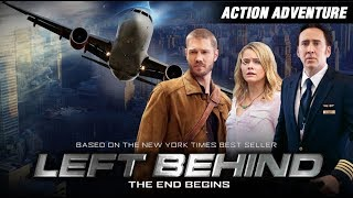 Hollywood Movies 2017   Left Behind   Nicolas Cage, Lea Thompson   Hollywood Action Movies