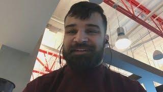 Julian Marquez talks TUF 27 Finale, Pro-Wrestling & Opportunities outside of MMA