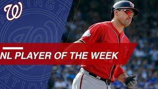Ryan Zimmerman named NL POTW with impressive stretch