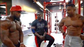 Unusual but Effective Shoulder Workout | Mike Rashid, Simeon Panda & Mac Trucc