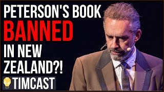 Jordan Peterson's Book BANNED By New Zealand Distributor??!