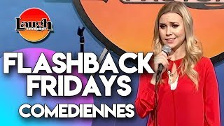 Flashback Fridays | Comediennes | Laugh Factory Stand Up Comedy