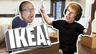 BYGGER IKEA-MÖBLER MED STAMSITE!