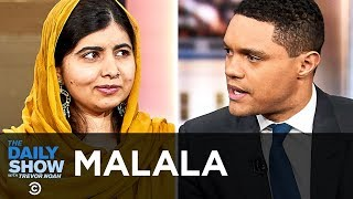 """Malala Yousafzai - Helping Refugee Girls with """"We Are Displaced"""" & Malala Fund 