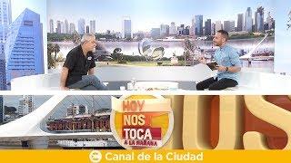 Conversación y café con Mario Breuer en Hoy nos toca a la Mañana