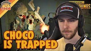 chocoTaco is Feeling Claustrophobic - PUBG Gameplay