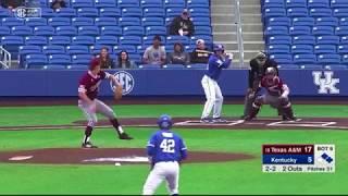 Baseball: Highlights | A&M 17, Kentucky 5