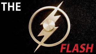 The Flash Hand Spinner Fidget Toy