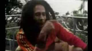 Bob Marley interview on Marijuana