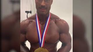Day 2: 2019 Mr. Olympia Backstage Highlights