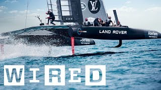 Formula 1 on Water: Ben Ainslie Explains the America's Cup | WIRED