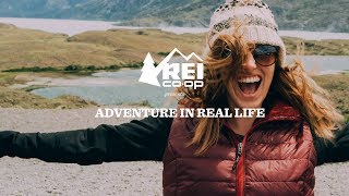 REI Presents: Adventure in Real Life