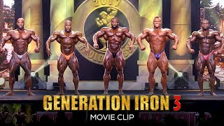 Generation Iron 3 MOVIE CLIP | The Life-Threatening Reality Of Steroids & Bodybuilding