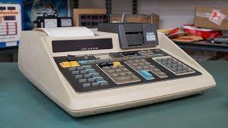 EEVblog #1153 - 1970's Programmable Calculator Teardown
