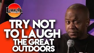 Try Not to Laugh | The Great Outdoors | Laugh Factory Stand Up Comedy