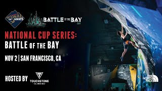 2019 USA Climbing National Cup Series: Battle of the Bay • Powered by The North Face