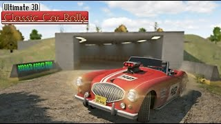 Ultimate 3D Classic Car Rally - HD Android Gameplay - Racing games - Full HD (1080p)