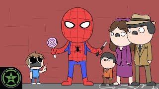 Peter Parker's Secret - AH Animated
