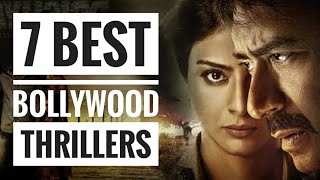 Best Bollywood Thriller Movies - 7 Most Incredible Thrillers (2007 - 2018)