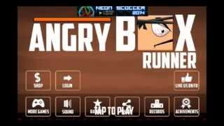 Angry Box - Most Amazing Action Game!