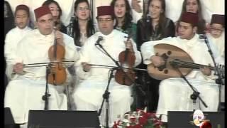 الفنان الأستاذ المهدي شعشوع مهرجان فاس 19 للموسيقى الأندلسية