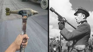 15 Weirdest Weapons Ever