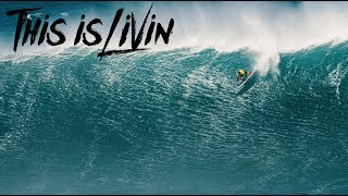 This is Livin' Episode 30 ″Koa Rothman gets wildcard at Jaws (Peʻahi) Big Wave World Tour″