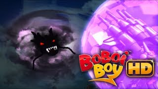 BoBoiBoy Season 2 Episod 13 Finale: Naga Bayang Fang!
