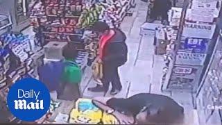 Surveillance proves that 'Corner store Caroline' was wrong