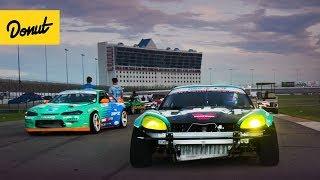 Drifting at Texas Motor Speedway | Frenemies EP7: Texas