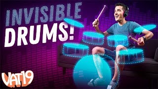 Play Drums Without a Drum Set!