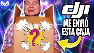 UNBOXING CAJA SECRETA DE DJI - Primeras Impresiones !