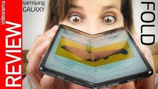 Samsung Galaxy Fold review ¿es un FAIL de smartphone plegable?