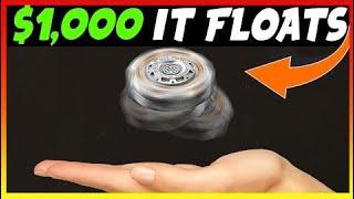$1000 FLOATING FIDGET SPINNER (SUPER RARE MOD) HD