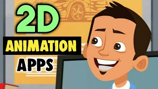 Best 2D Animation Apps For Android 2019