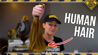 Can You Make ROPE With HAIR?
