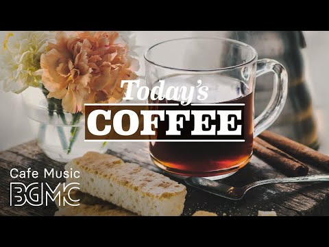 Fresh Coffee Jazz - Relaxing Instrumental Music for Work, Study, Stress Relief - Relax Cafe Music