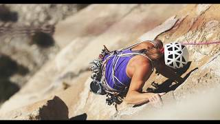 BD Athletes Babsi and Jacopo Send Zodiac (5.13d) on El Cap